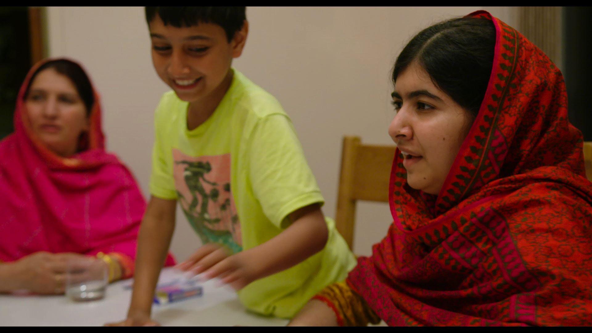 《馬拉拉:改變世界的力量》劇照,11月13日上映