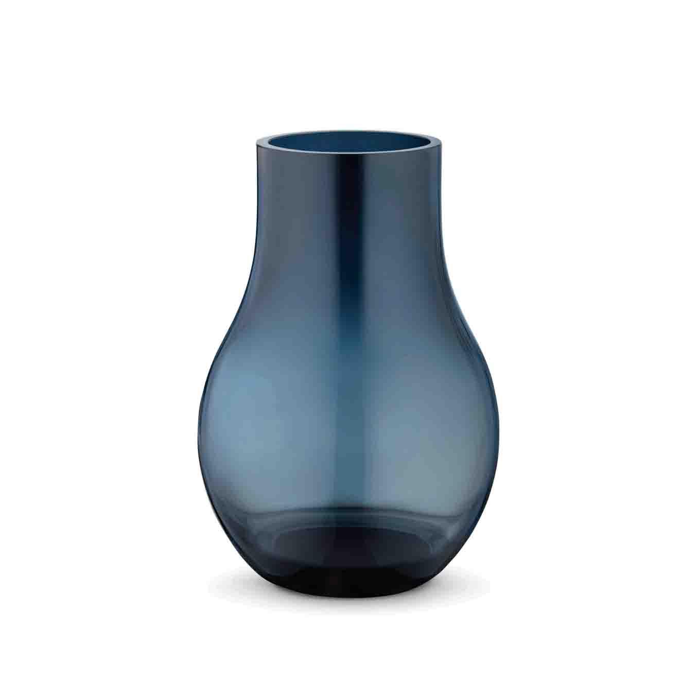 LIVING GEORG JENSEN CAFU系列 - 手工玻璃花器(中型) 建議售價NT$4,000