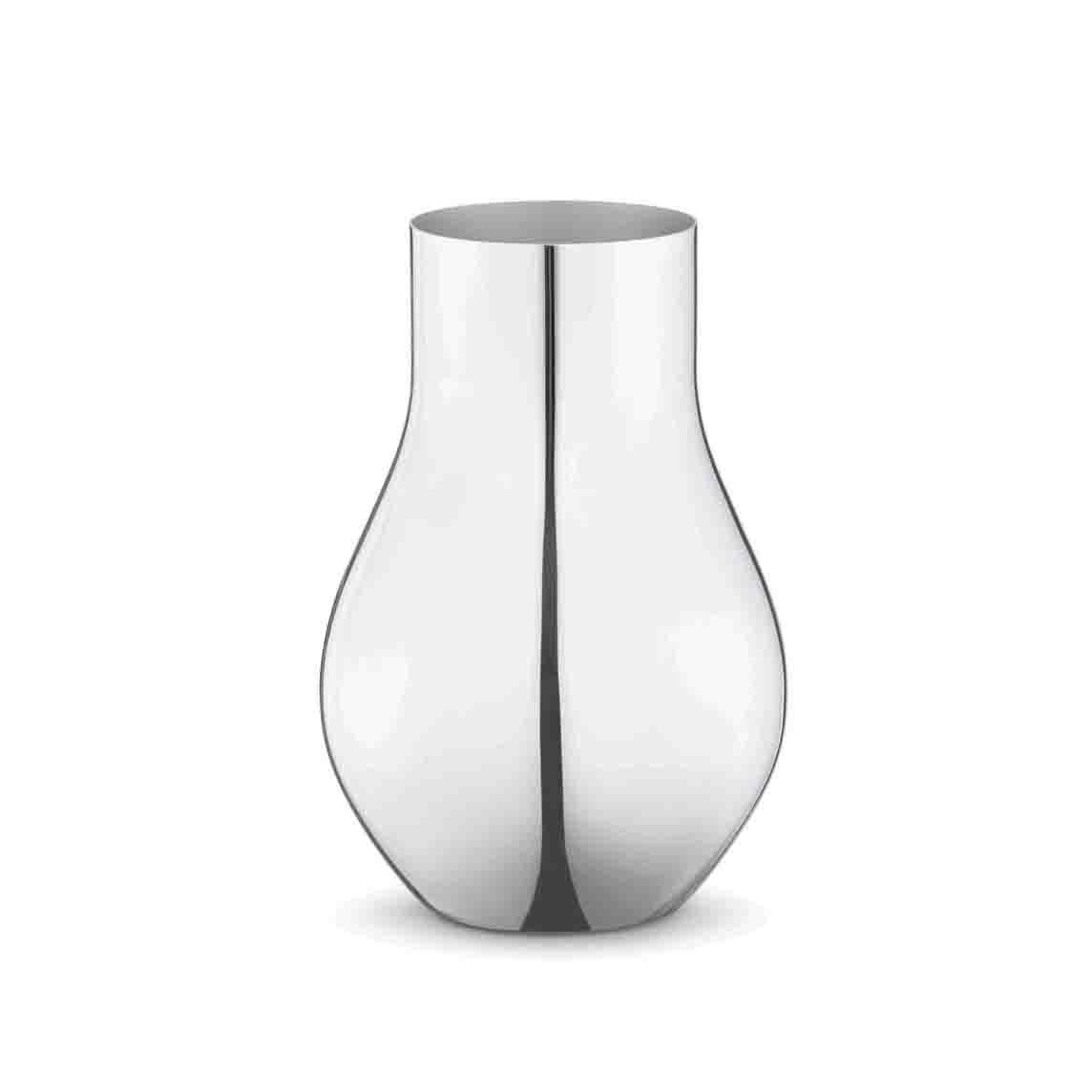 LIVING GEORG JENSEN CAFU系列 - 不鏽鋼花器(中型) 建議售價NT$5,200