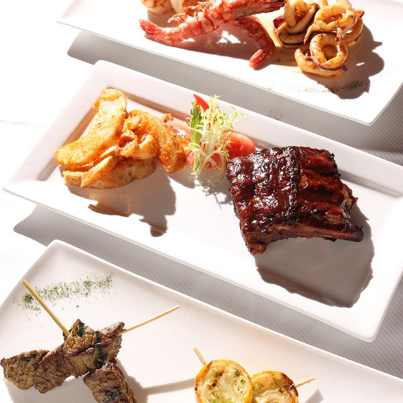 中秋烤肉怕弄髒?台北怡亨酒店推主廚特製BBQ大餐