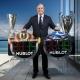 歐洲足球進入宇舶時間! HUBLOT宇舶錶正式成為歐洲冠軍聯賽和歐洲聯賽官方合作夥伴