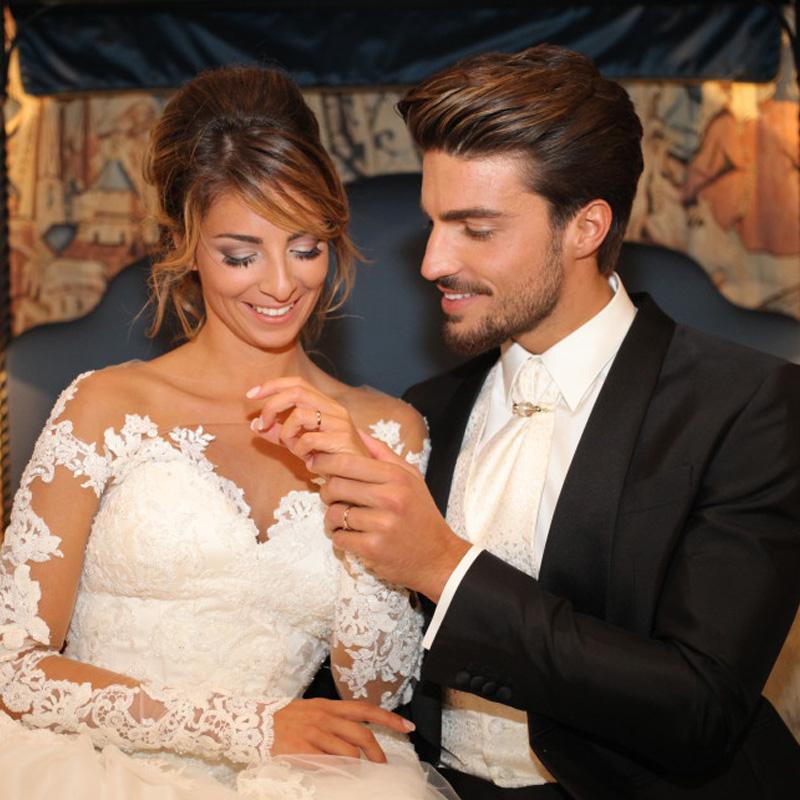 男神結婚了!知名男模部落客Mariano Di Vaio和女友的浪漫義式婚禮閃翻全球200萬粉絲
