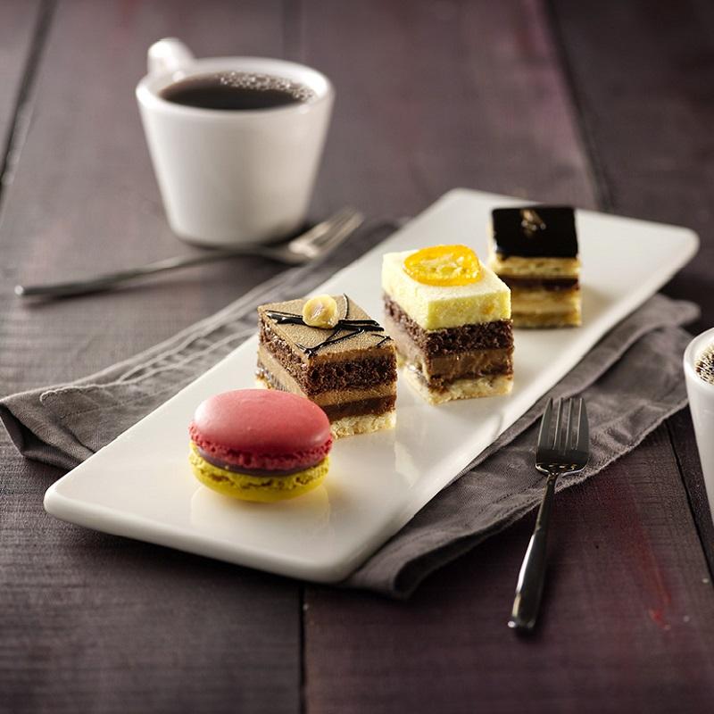 法國甜點大師青木定治聯手星巴克,讓你平價吃到夢幻般午茶
