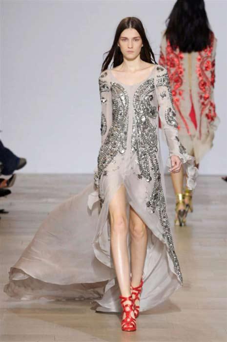 Antonio Berardi 2016春夏倫敦時裝週