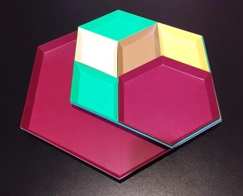 KALEIDO幾何托盤