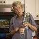 《別跟山過不去》劇照:艾瑪湯普遜在受訪時,透露自己是因為女兒的關係才接演本片。