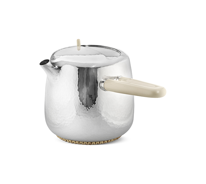 Marc Newson設計師款純銀茶組_咖啡壺