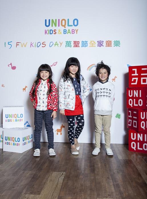 UNIQLO KIDS & BABY Magic For All迪士尼聯名系列 時尚魔法 點亮穿搭
