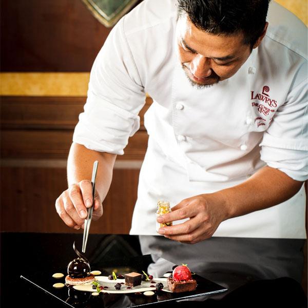 勞瑞斯餐廳與Chef Alan的秋日美食邂逅