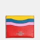 Colorblock Flat Card Case TWD 2,200