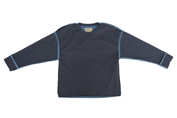Linda Huang無性別計畫_機能太空衣 (深海藍) $1580