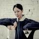 Linda Huang無性別計畫_機能太空大衣 (深海藍與亞麻黃)$4580