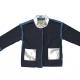 Linda Huang無性別計畫_孩童機能太空大衣 (深海藍) $1880