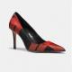 Coach Mount Plaid格紋系列-TAMERA高跟鞋NT14,500