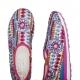 REBEL彩色亮片刺繡休閒鞋