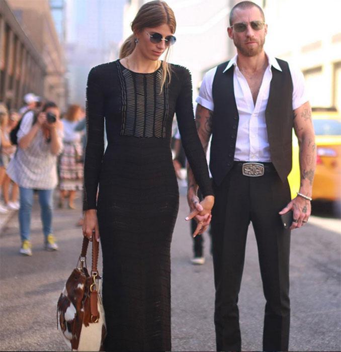 Veronika Heilbrunner和Justin O'Shea