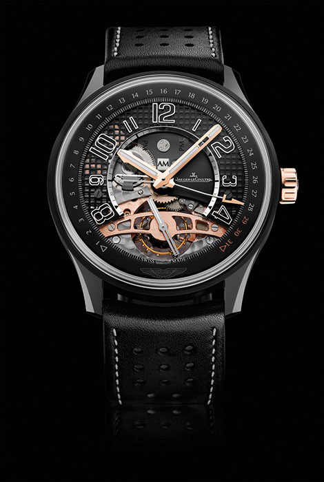 積家AMVOX3 Tourbillon GMT,Q193C450,建議售價NT$2,730,000