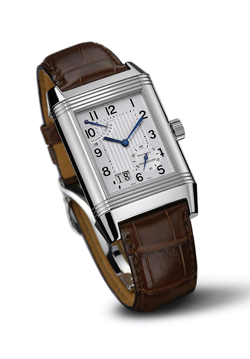 積家Reverso Grande Date大型翻轉日期腕錶,Q3008420,建議售價NT$347,000