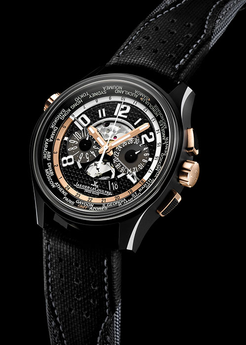 積家AMVOX5 World Chronograph,Q193J471,建議售價NT$670,000