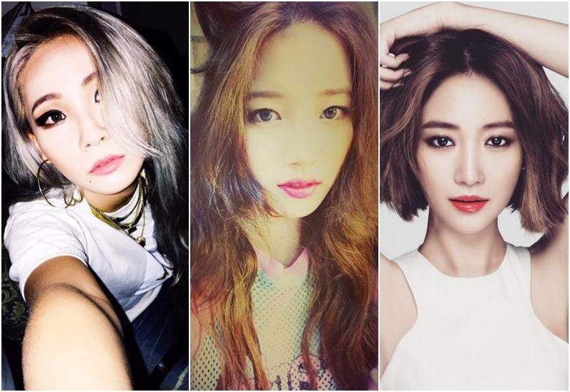 掌握霧面唇彩!打造高濬熙、SUZY、申敏兒、CL的韓系妝容