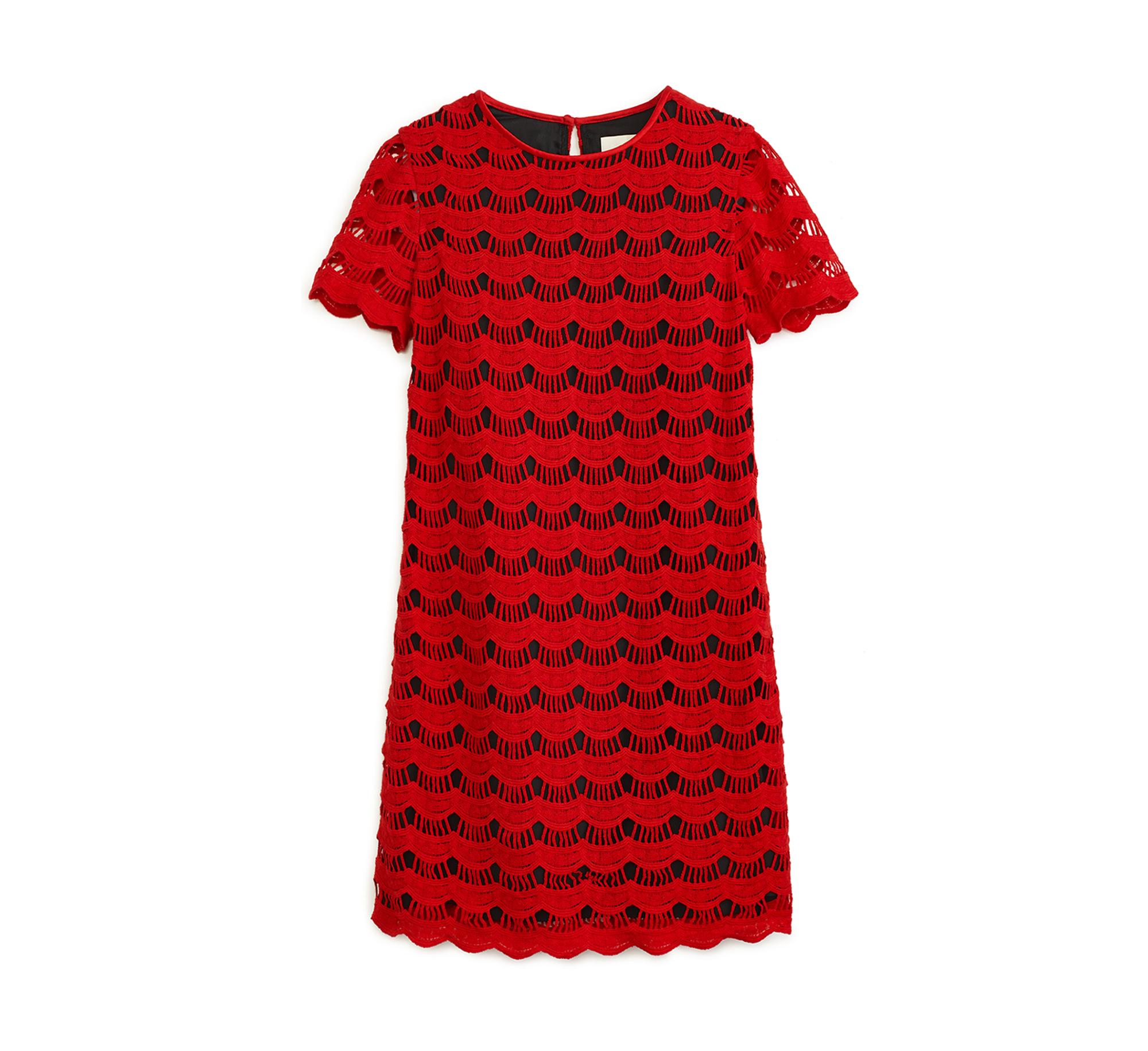 virginia lace dress TW$17500