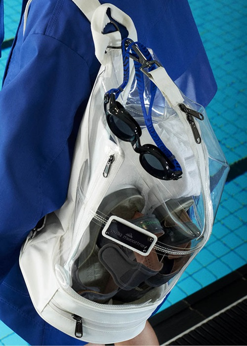 活力四射的機能性同系列泳鏡讓視線更銳利