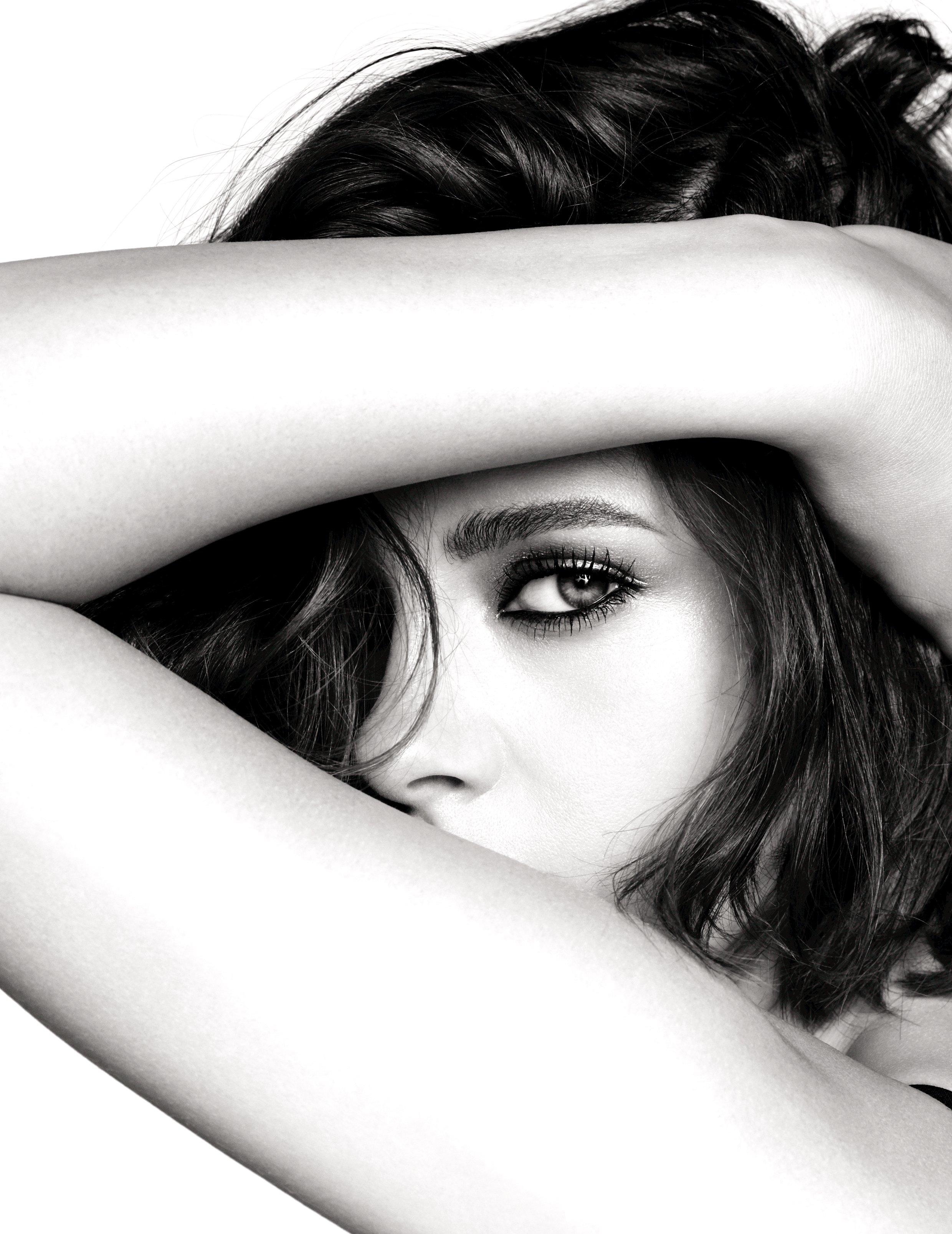 香奈兒2016年全新眼妝系列廣告代言人 - 克莉絲汀‧史都華