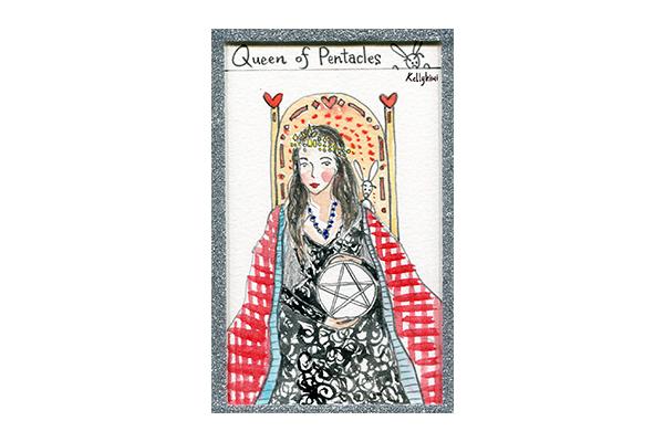 皇后與金幣