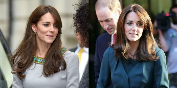 你看看!連凱特王妃都將長髮剪到及肩拉!