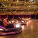 Bumper cars fund fair