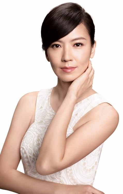 肌膚之鑰2016品牌形象大使林熙蕾