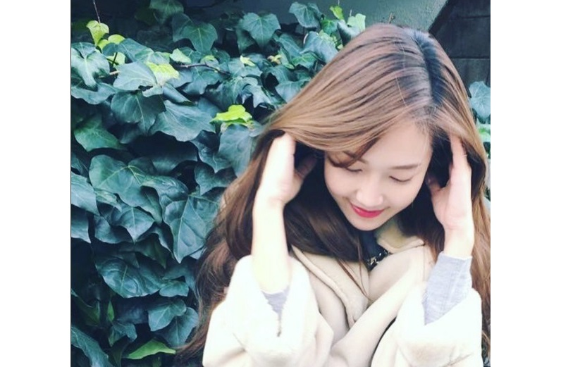 午後 蜜桃粉色系妝容-Jessica