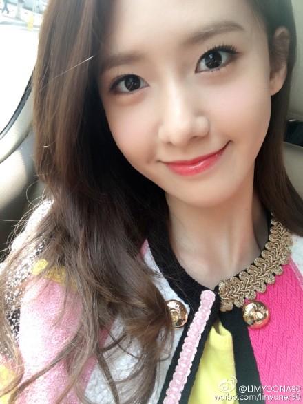 午後 蜜桃粉色系妝容-允兒