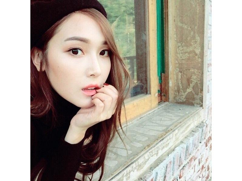 輕旅行 清新調+粉色系調合-Jessica