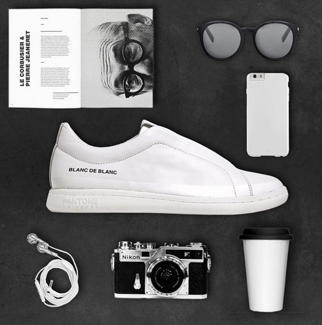 Usa Open捨棄鞋帶,極簡線條充滿科幻感