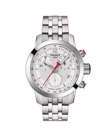 女星Janet 配戴女款TISSOT PRC 200系列NBA 特別版腕錶,NT$16,900