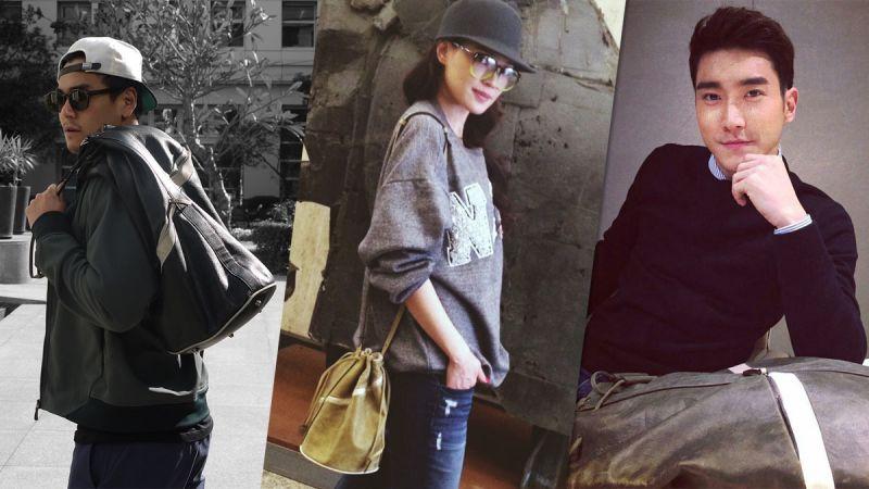 來自紐約的新銳品牌Burgundy Assemblage,包包的獨特設計感大受男神女神喜愛