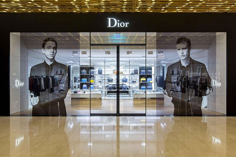 Dior Homme微風信義店