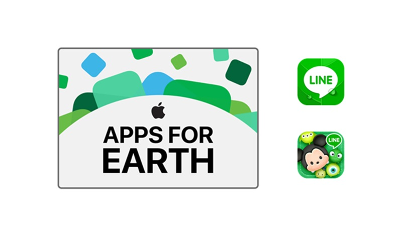 可愛無極限!Line與TsumTsum攜手力推世界地球日限定活動