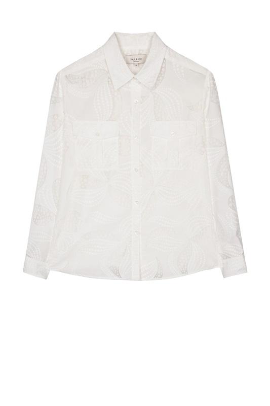 PAUL & JOE二十周年限定款紀念襯衫 $15800
