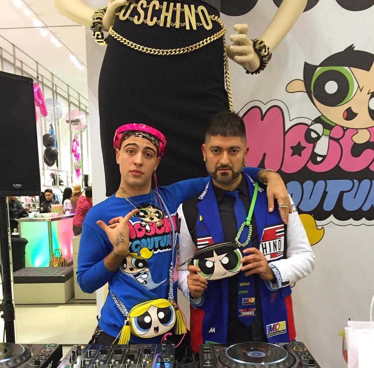 Moschino x Powerpuff Girls