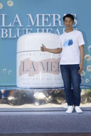 李李仁擔任海洋拉娜2016世界海洋日活動大使
