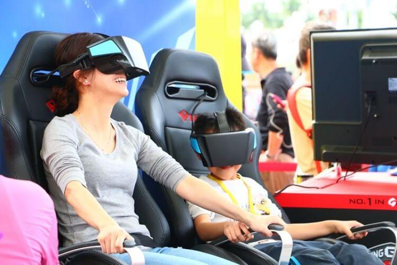 體驗冒險刺激的虛擬實境