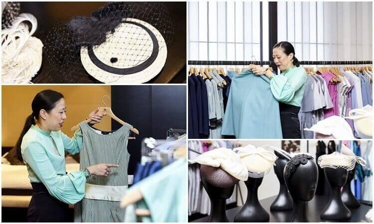 台灣服裝設計師潘貝寧