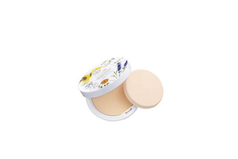 礦物防曬蜜粉餅SPF50PA,控油 恆溫 隔離 定妝,一品完勝!