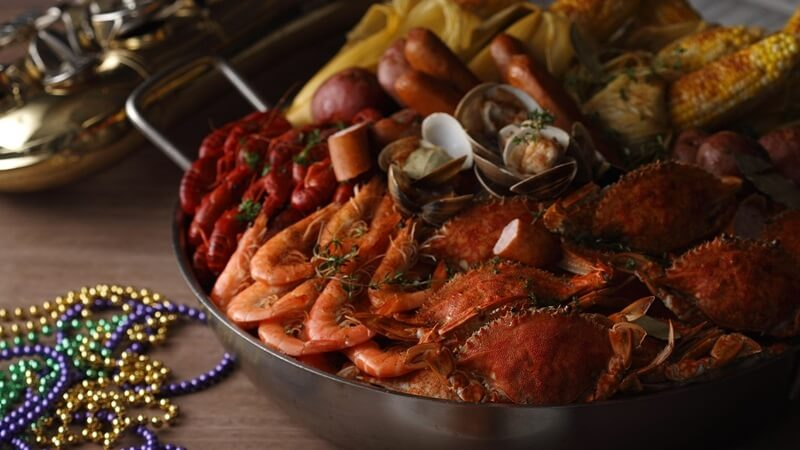 罪孽美食吃到飽!寒舍艾美探索廚房推出紐澳良美食節