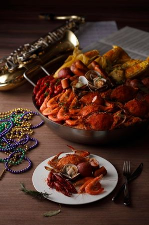 肯郡香料煮海鮮 Cajun Seafood