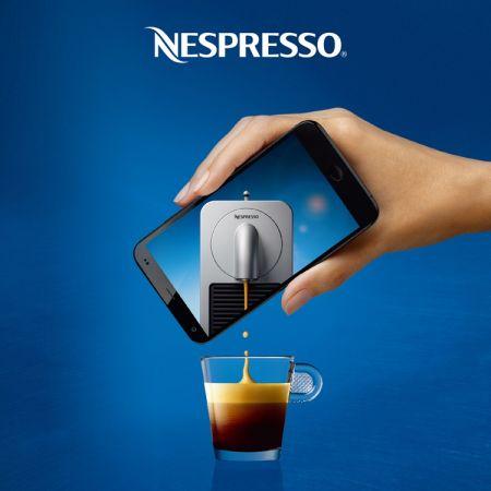 Nespresso首台智能遙控咖啡機PRODIGIO亮眼上市