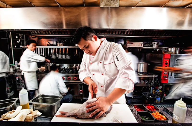上海Madison餐廳主廚 Austin Hu