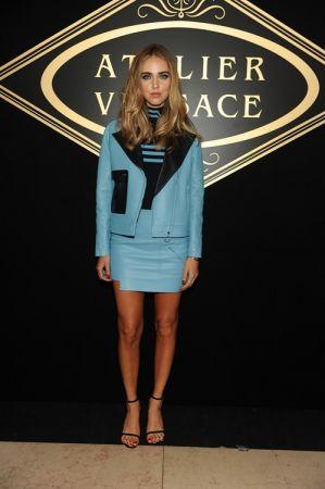 義大利時尚部落客Chiara Ferragni